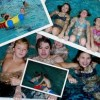Zwemmen tijdens de Nul251 zome..