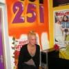 Kelly geïnterviewd op Radio B..