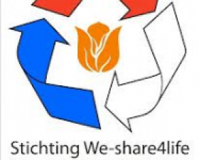 Stichting we-share4life