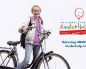Collecteren voor kinderhulp