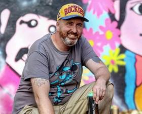 Lovende reacties voor graffiti..