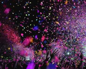 """Disco """"Het is feest"""""""